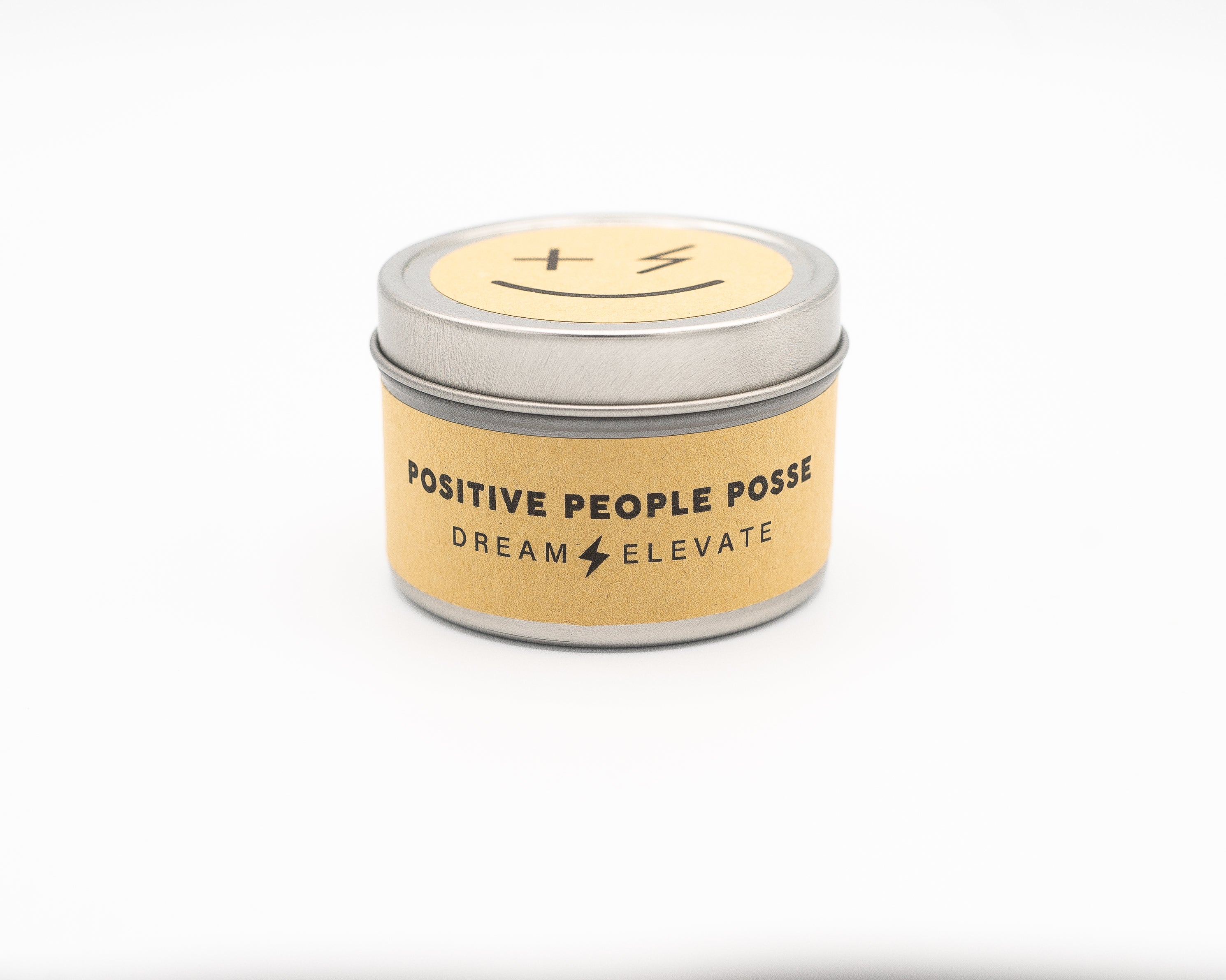 """Dream & Elevate"" 20 hour 4 OZ Candle - +Positive People Posse+"