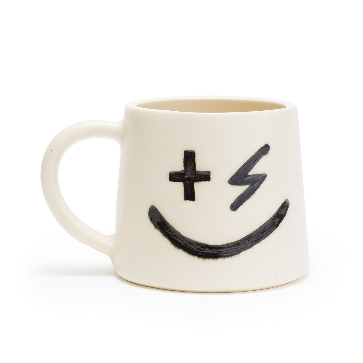 Positive People Posse Mug by Driftwood Ceramics - +Positive People Posse+