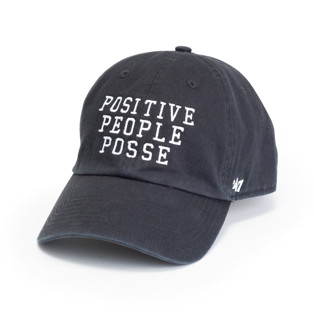 Positive People Posse Dad Cap - +Positive People Posse+