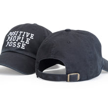 Load image into Gallery viewer, Positive People Posse Dad Cap
