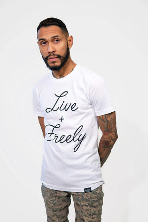 Live + Freely T - +Positive People Posse+
