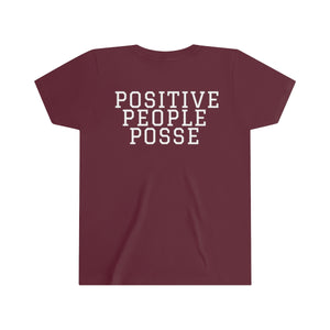 Change The World Youth Short Sleeve Tee - +Positive People Posse+