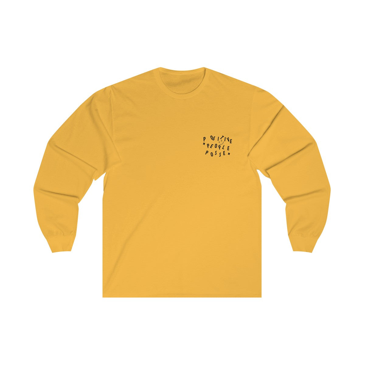 PPP SOUPY Unisex Long Sleeve Tee - +Positive People Posse+