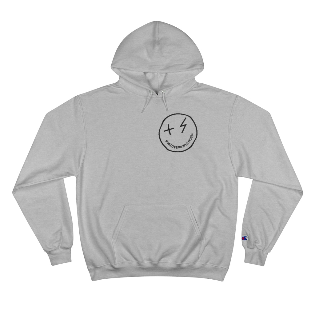 Smiley X Champion Hoodie - +Positive People Posse+