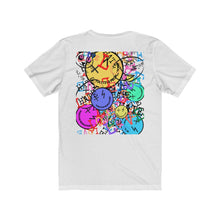Load image into Gallery viewer, LOVE OVER HATE Unisex Jersey Short Sleeve Tee - +Positive People Posse+