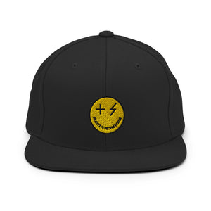 Smiley Snapback Hat - +Positive People Posse+