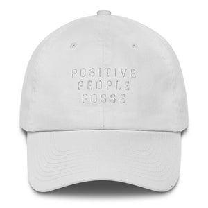 PPP DAD CAP - +Positive People Posse+