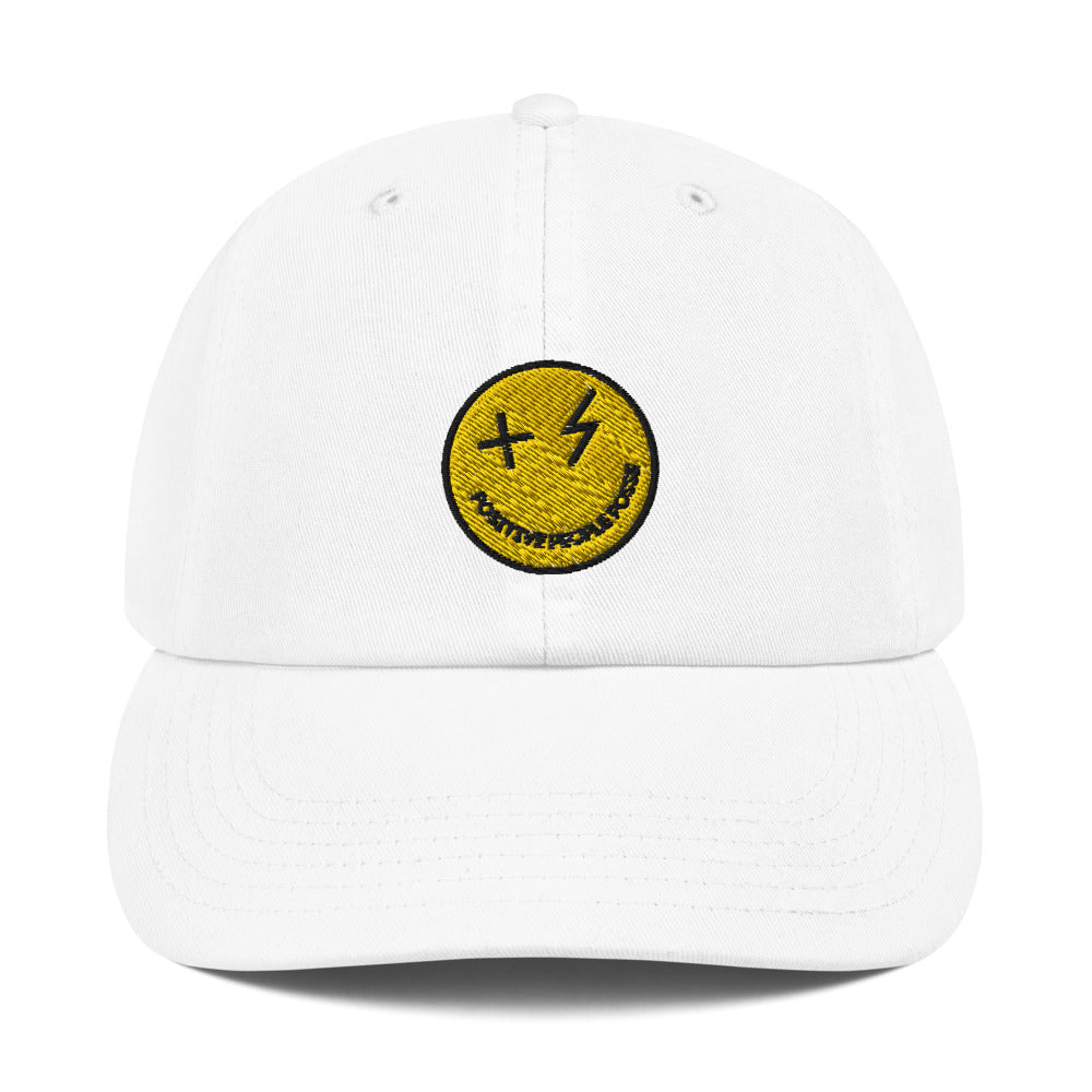 """Mr. Nice guy"" PPP + Champion Dad Cap - +Positive People Posse+"