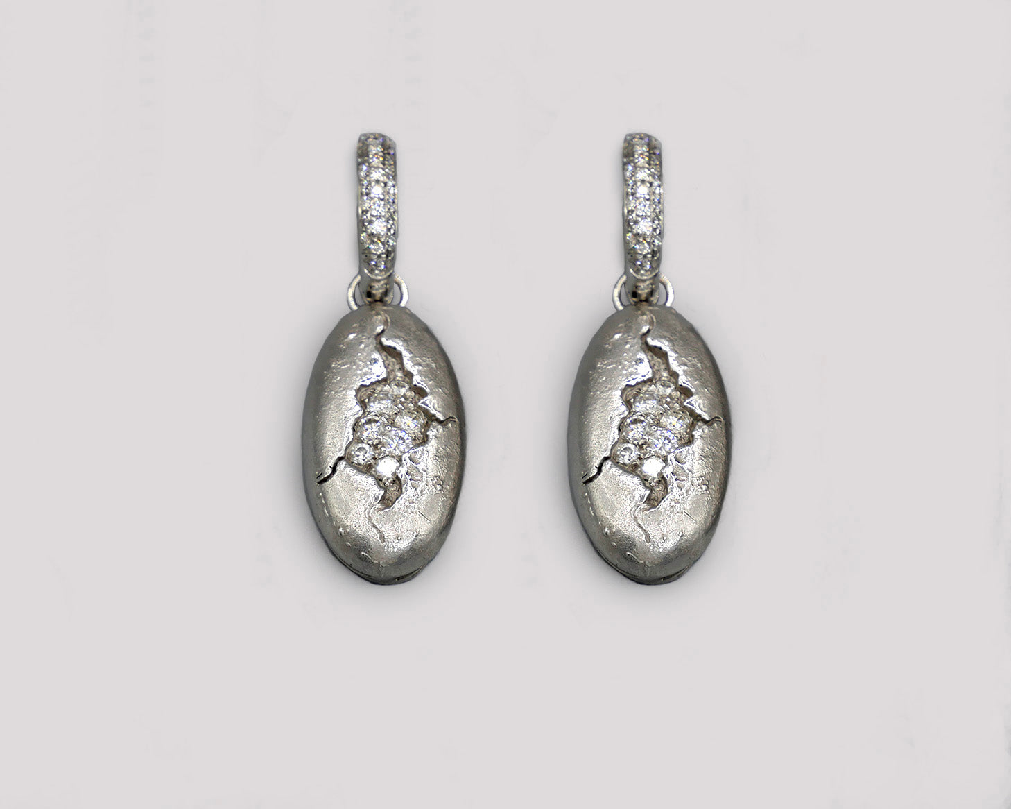 Diamond Treasure Earrings
