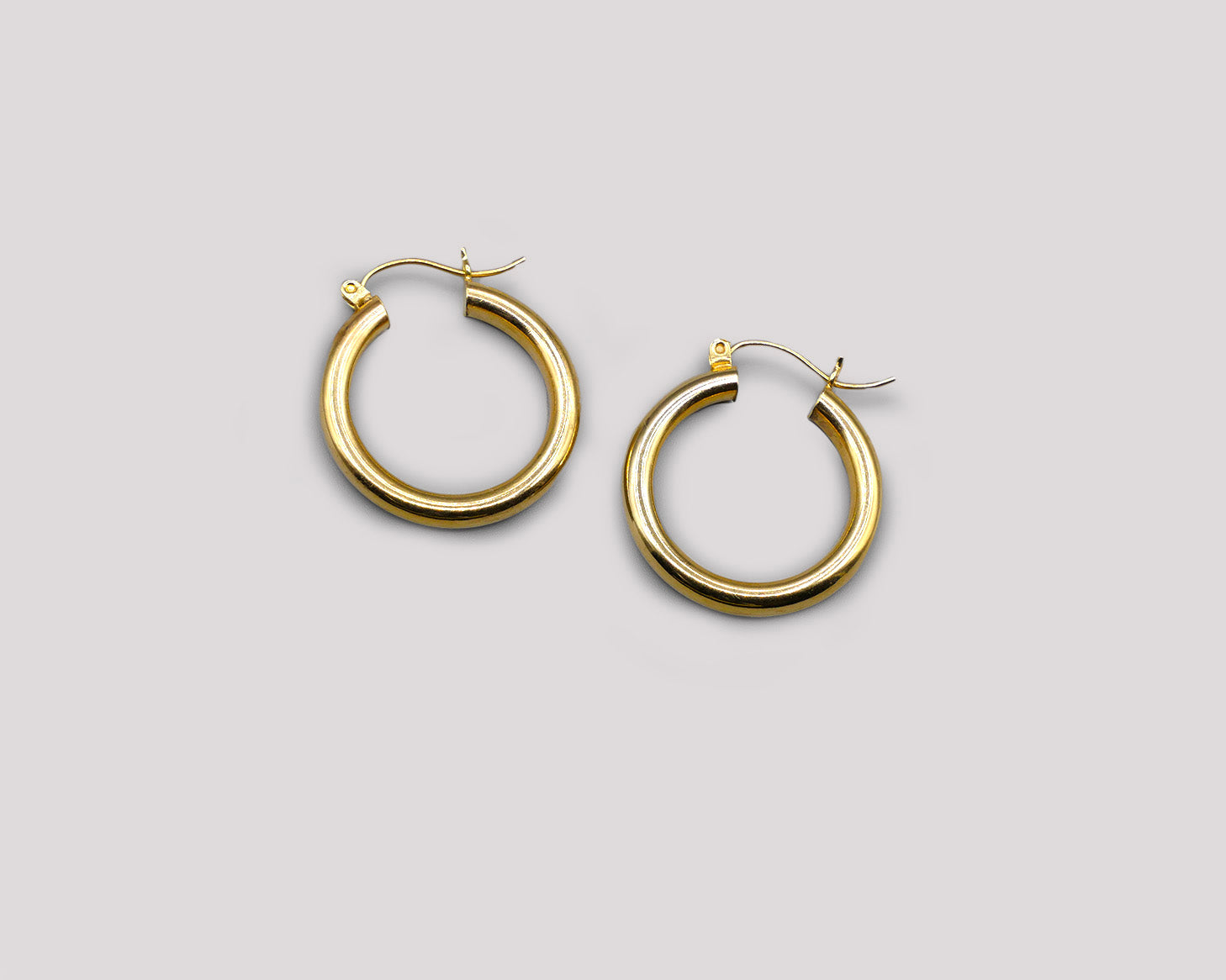 Fashion Favorite Classic Hoops