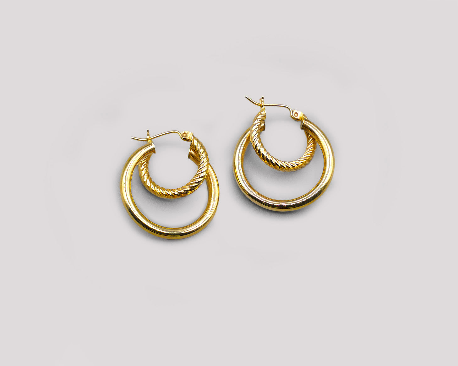 Double or Nothing Earrings