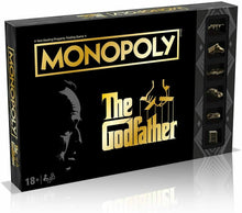 Load image into Gallery viewer, Monopoly The Godfather Board Game