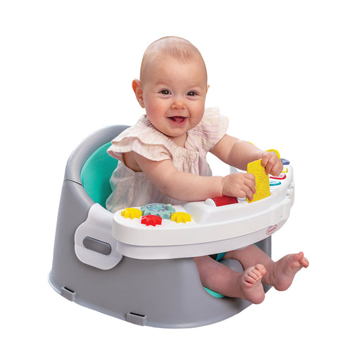Infantino Music & Lights 3-in-1 Explore Seat & Booster