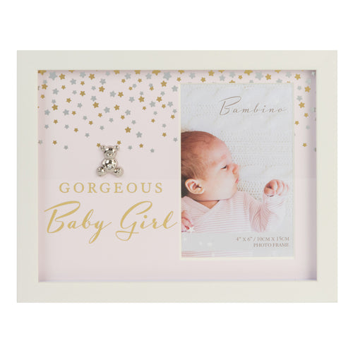 Bambino Little Stars Photo Frame Gorgeous Baby Girl