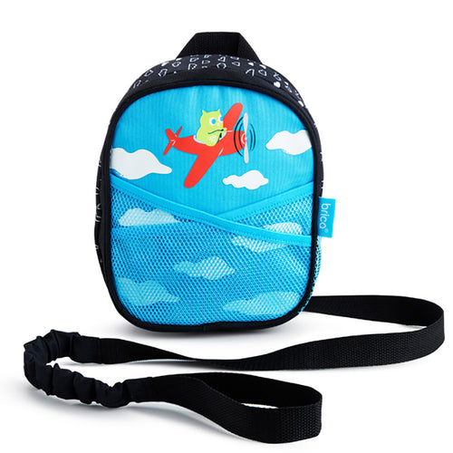 Munchkin By-My-Side Safety Harness And Backpack - Owl By Brica