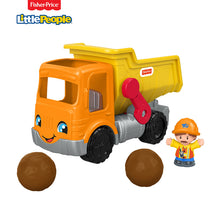 Load image into Gallery viewer, Fisher-Price Little People Dump Truck