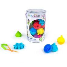 Load image into Gallery viewer, Lalaboom Educational Beads And Accessories 24Pk