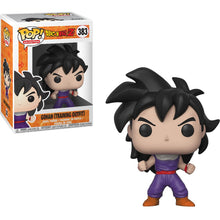 Load image into Gallery viewer, Funko Pop Animation Dragon Ball Z Gohan (Training OutFit) 383 Vinyl Figure
