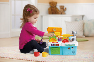 Leap Frog Scrub & Play Smart Sink