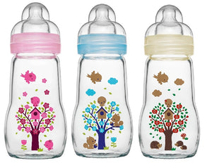 MAM Glass Bottle 260ml Each Sold Separately