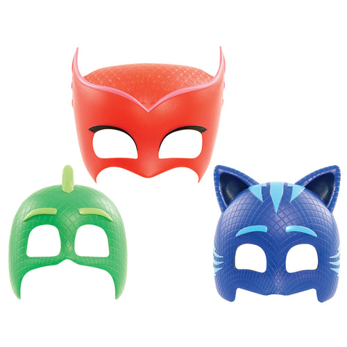 PJ Masks Child Masks 3 Supplied