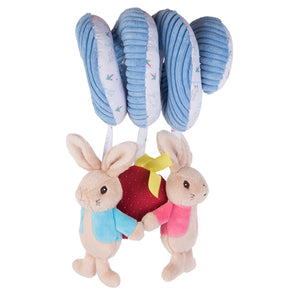 Peter & Flopsy Rabbit Activity Spiral