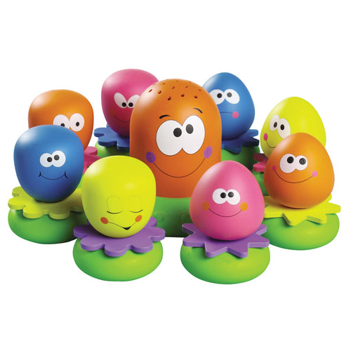 Tomy Bath Playset Octopals