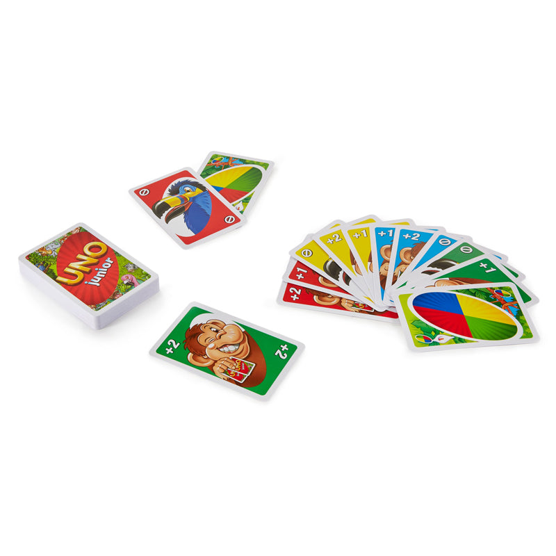 Uno Card Game Junior