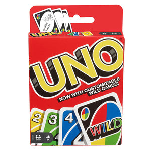 Uno Card Game Original