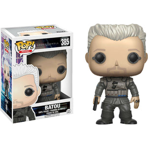 Funko pop Movies Ghost In The Shell Batou 385 Vinyl Figure