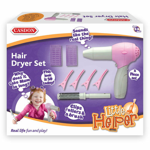 Casdon Hair Dryer Set