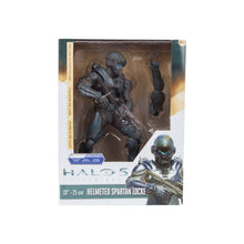 "Load image into Gallery viewer, Halo 5 Guardians 10"" Spartan Locke Figure Helmeted"