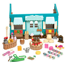Load image into Gallery viewer, Li'l Woodzeez  Playset Honeysuckle Hollow General Store  90 Pieces