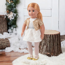 Load image into Gallery viewer, Our Generation Holiday Hope Doll