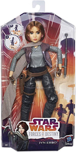 Starwars Forces Of Destiny Jyn Erso Figure