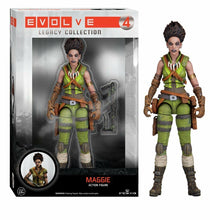 Load image into Gallery viewer, Evolve 4 Maggie Action Figure 6 inches