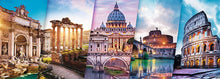 Load image into Gallery viewer, Trefl Traveling to Italy Panorama 500 Pieces Puzzle