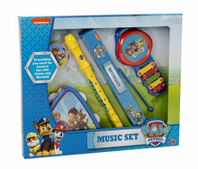 Load image into Gallery viewer, Paw Patrol 4 Piece Music Set