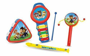 Paw Patrol 4 Piece Music Set