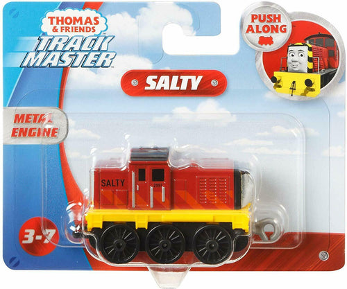 Thomas And Friends Trackmaster Salty Push Along Engine