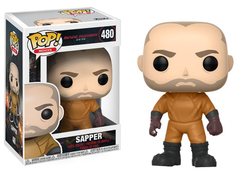 Funko Pop Movies Blade Runner 2049 Sapper 480 Vinyl Figure