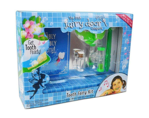 The Irish Fairy Door Tooth Fairy Kit