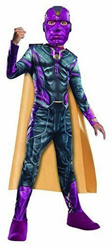 Marvel Avengers Vision Jumpsuit 5 To 7 Years