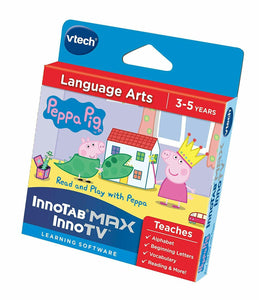 VTech Innotab Max Peppa Pig Language Arts