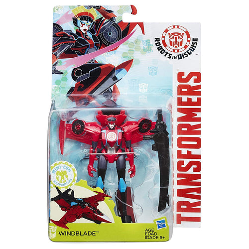 Transformers: Robots in Disguise Mini Con Weaponizers Windblade