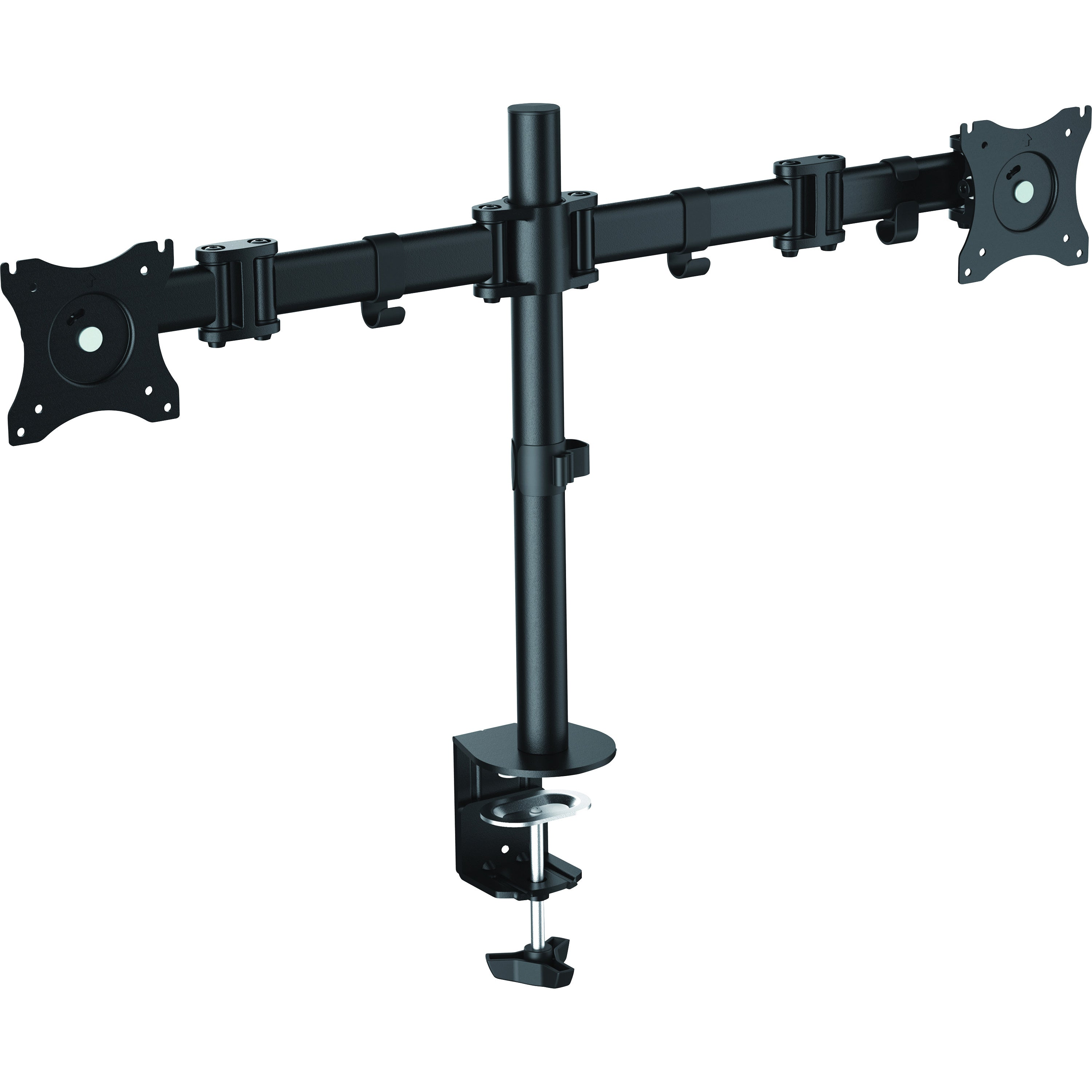Monitor Desktop Mounts Dual Arm