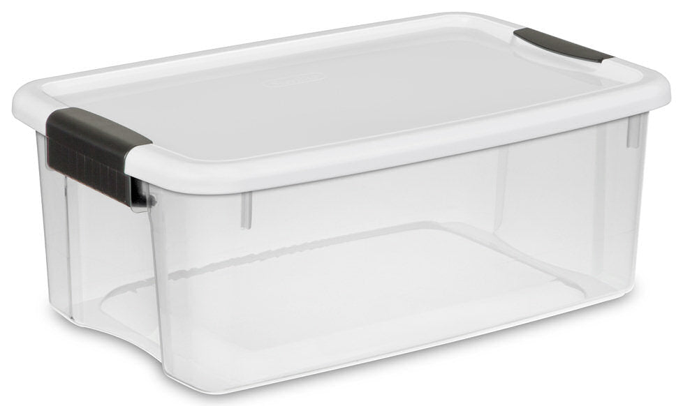Sterilite 18qrt / 17 liter Ultra Latch Box