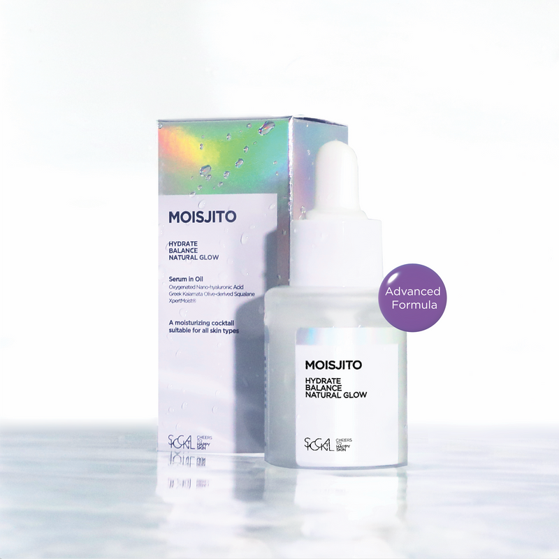 Advanced Moisjito - Serum in Oil - Moisturizing cocktail for all skin types