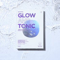 GLOW and TONIC Instant Rescue UltraFoil Mask - For All Skin Types