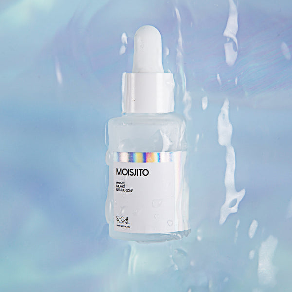 MOISJITO -Serum in oil- moisturising cocktail for all skin types